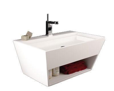 Lavabo design 20 accessoires pour la salle de bains for Vasque porcelanosa