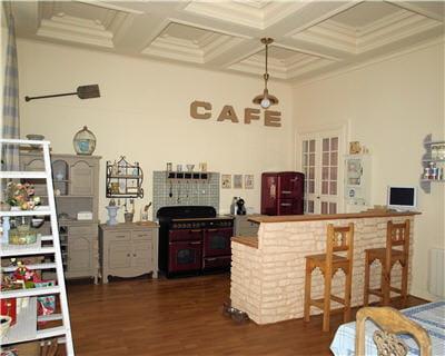 style ancien 10 belles cuisines de lectrices journal des femmes. Black Bedroom Furniture Sets. Home Design Ideas