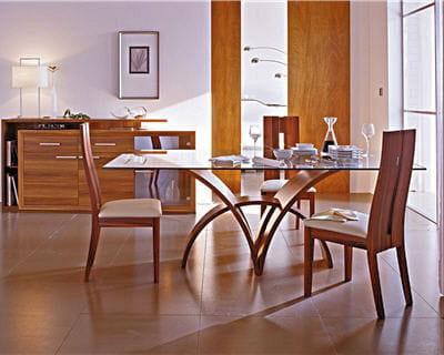 Une table de style 10 belles tables pour votre salle for Salle a manger atlas