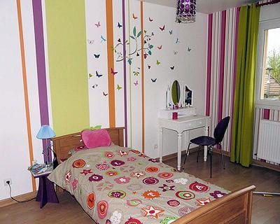 Chambre simple pour fille ~ Solutions pour la décoration ...