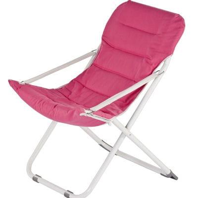 Du fun dans mon jardin s lection de chaises longues journal des femmes - Cdiscount fauteuil relax ...