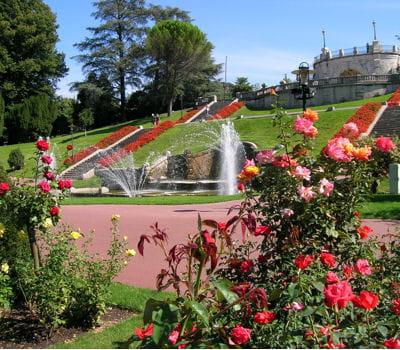 Un jardin remarquable les jardins dans les villes de for Jardin remarquable