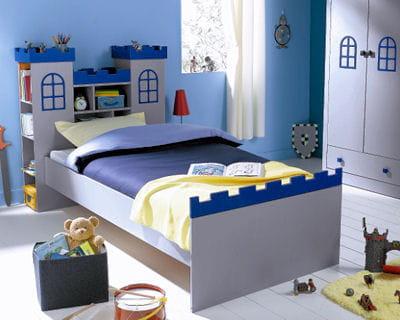 comme au moyen age des chambres d 39 enfant pleines de vie journal des femmes. Black Bedroom Furniture Sets. Home Design Ideas