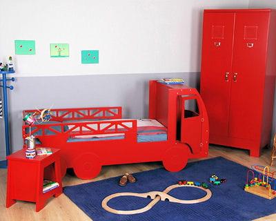 profession pompier des chambres d 39 enfant pleines de vie journal des femmes. Black Bedroom Furniture Sets. Home Design Ideas