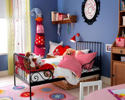 priorit confort des chambres d 39 enfant pleines de vie journal des femmes. Black Bedroom Furniture Sets. Home Design Ideas