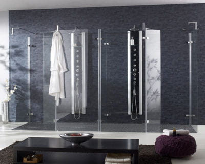 envie d 39 espace 15 douches l 39 italienne journal des femmes. Black Bedroom Furniture Sets. Home Design Ideas