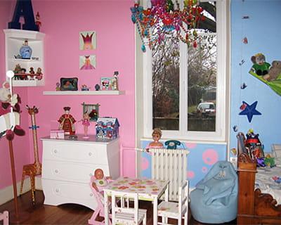 Deco Chambre Enfant Mixte - Maison Design - Apsip.com