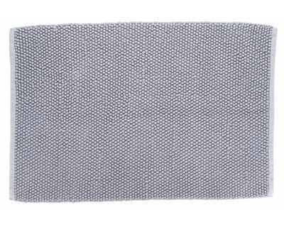 un tapis moelleux et gris une salle de bains moins de. Black Bedroom Furniture Sets. Home Design Ideas