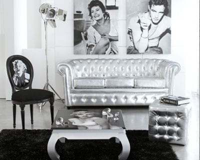 ambiance cin ma les canap s tiennent salon journal des femmes. Black Bedroom Furniture Sets. Home Design Ideas