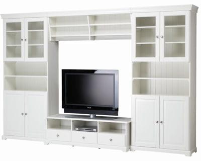 Salle t l quand les meubles s 39 imposent dans la maison for Ikea meuble salon