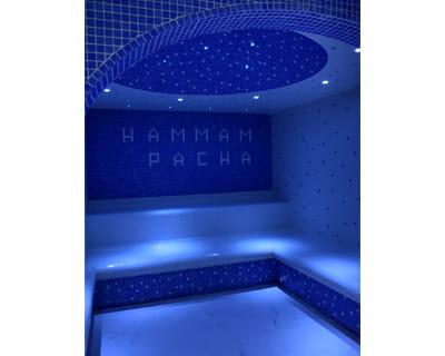 Bain de vapeur bains russes