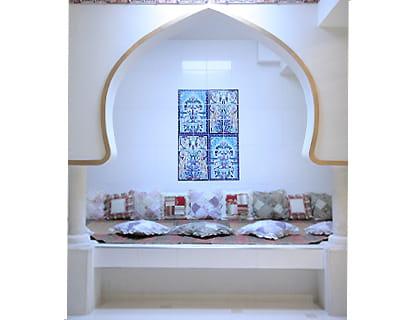 La salle de repos le hammam pacha vous ouvre ses portes for Salle repos