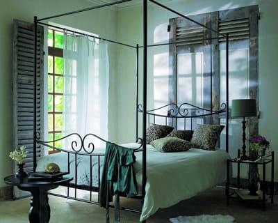 bucolique endormez vous dans un lit de princesse journal des femmes. Black Bedroom Furniture Sets. Home Design Ideas