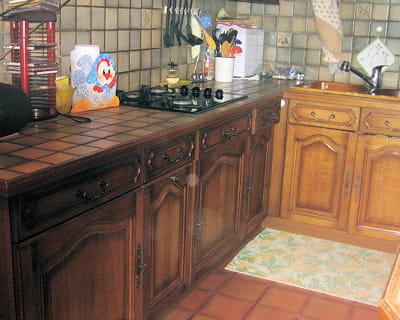 Du style rustique avant apr s vos cuisines - Photos cuisines relookees ...