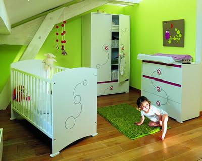 Figures g om triques 10 chambres pour b b journal des - Alinea chambre bebe ...