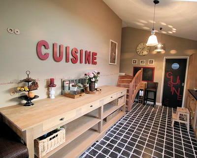Vocabulaire culinaire au mur 10 astuces simples pour for Decorer ma cuisine