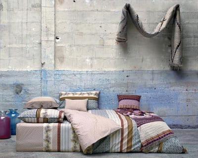 25 parures de lit pour les beaux jours journal des femmes. Black Bedroom Furniture Sets. Home Design Ideas