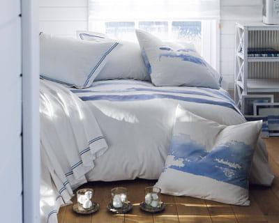 vacances en bord de mer 20 ambiances estivales journal des femmes. Black Bedroom Furniture Sets. Home Design Ideas