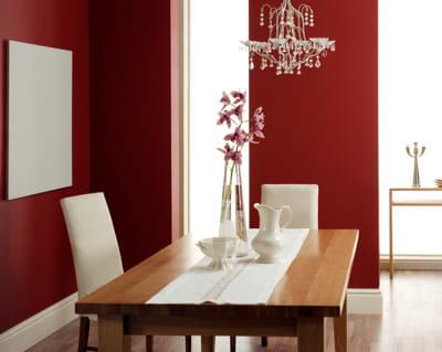 Peinture des murs hauts en couleurs journal des femmes - Peinture couleur bronze ...