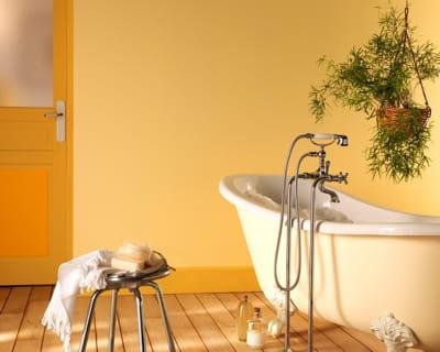 Laissez entrer le soleil peinture des murs hauts en couleurs journal de - Peinture aquastop v33 ...