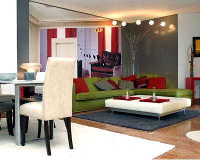 apr s un esprit loft avant apr s dix int rieurs relook s journal des femmes. Black Bedroom Furniture Sets. Home Design Ideas
