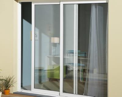 Pour un grand confort baies vitr es ouvrez votre - Baie vitree sur mesure leroy merlin ...