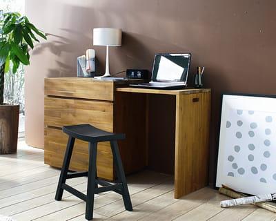 atout gain de place 15 id es de bureau pour ma maison journal des femmes. Black Bedroom Furniture Sets. Home Design Ideas