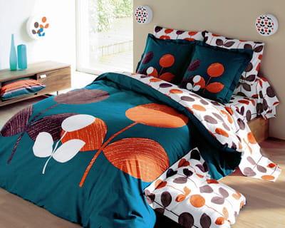 pissenlits minimalistes une chambre dans de beaux draps journal des femmes. Black Bedroom Furniture Sets. Home Design Ideas