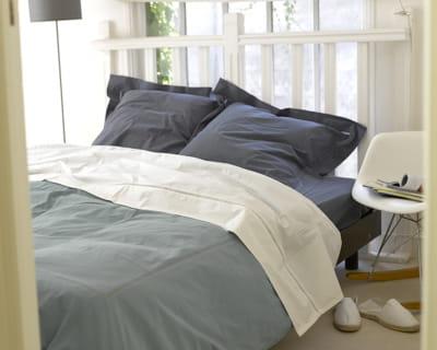 mangez bio vivez bio dormez bio une chambre dans de beaux draps journal des femmes. Black Bedroom Furniture Sets. Home Design Ideas