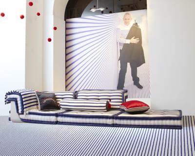 Fashion style un canap classe pour mon salon for Canape jean paul gaultier