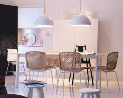 salle a manger salle a manger ikea. Black Bedroom Furniture Sets. Home Design Ideas