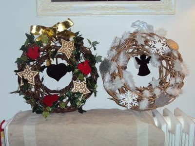 Des couronnes traditionnelles vos plus belles couronnes for Couronne bois flotte