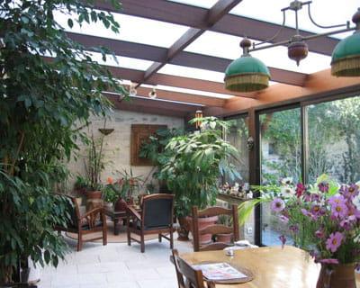 le paradis des boutures la v randa ce joli jardin d 39 hiver journal des femmes. Black Bedroom Furniture Sets. Home Design Ideas