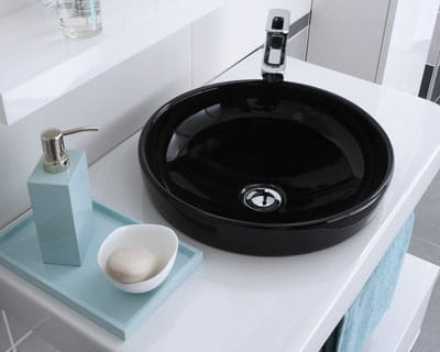Plan vasque feeling de lapeyre salle de bains for Lapeyre vasque