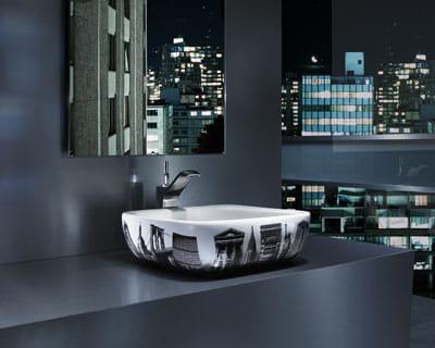 meuble salle de bain new york