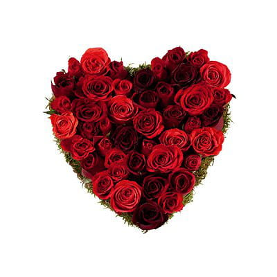 des bouquets de fleurs pour la saint valentin journal des femmes. Black Bedroom Furniture Sets. Home Design Ideas