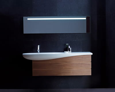 Meuble salle bain design for Photos salle de bain design