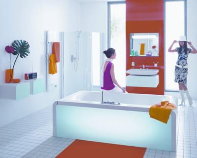 salle de bains moments light d'idéal standard
