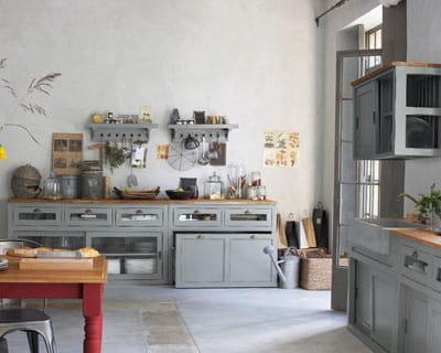 mobilier de cuisine garance d 39 am pm des cuisines esprit bois journal des femmes. Black Bedroom Furniture Sets. Home Design Ideas