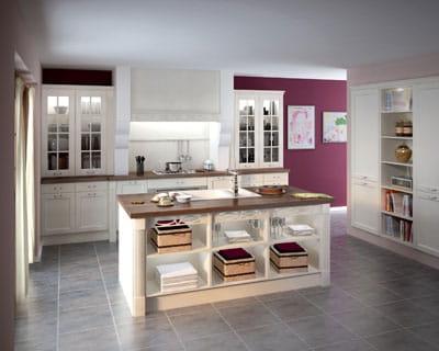 cuisine villa de comera des cuisines esprit bois journal des femmes. Black Bedroom Furniture Sets. Home Design Ideas
