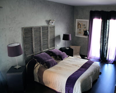Une suite parentale la d co ethnique suite parentale for Ambiance chambre parentale