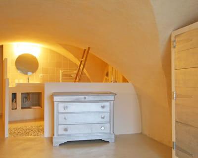 le coin salle de bains fondu au d cor suite parentale 10 chambres coups de coeur journal. Black Bedroom Furniture Sets. Home Design Ideas