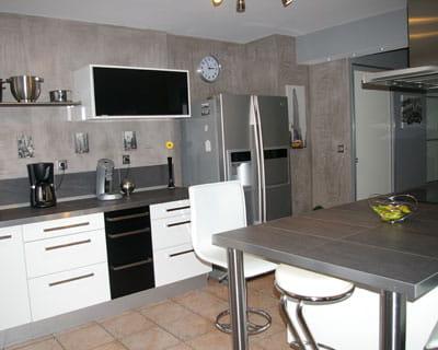 cuisine citadine les plus belles cuisines de lectrices. Black Bedroom Furniture Sets. Home Design Ideas