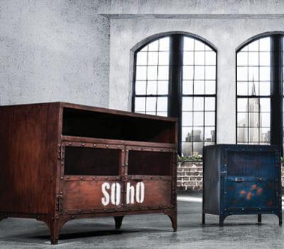 collection industrielle de myfab je veux un style atelier dans mon int rieur journal des. Black Bedroom Furniture Sets. Home Design Ideas