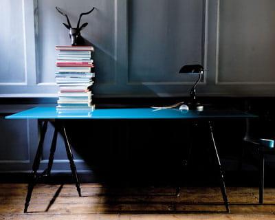 faites place aux nouveaux bureaux journal des femmes. Black Bedroom Furniture Sets. Home Design Ideas