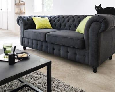 canap trois places chesty de fly quoi de neuf chez fly journal des femmes. Black Bedroom Furniture Sets. Home Design Ideas