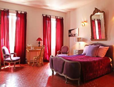 rose rouge et violet. Black Bedroom Furniture Sets. Home Design Ideas