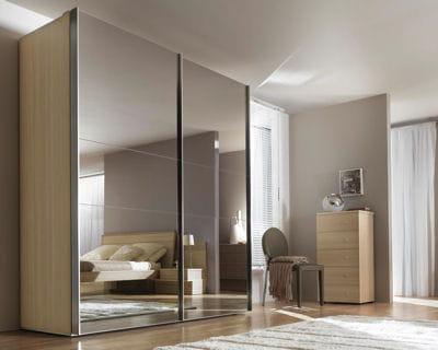 Dressing od a miroir de gautier dressings d co et for Miroir dans chambre