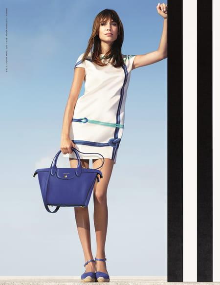 Longchamp Alexa Chung