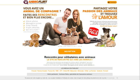 animoflirt le site de rencontres pour humains et animaux. Black Bedroom Furniture Sets. Home Design Ideas